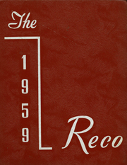 Page 1, 1959 Edition, Bucklin High School - Reco Yearbook (Bucklin, MO) online yearbook collection