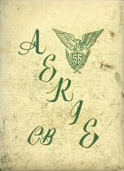 1956 Edition, Christian Brothers High School - Aerie Yearbook (St Joseph, MO)