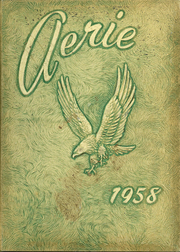 1958 Edition, Christian Brothers High School - Aerie Yearbook (St Joseph, MO)