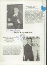 Page 12, 1958 Edition, Christian Brothers High School - Aerie Yearbook (St Joseph, MO) online yearbook collection