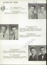 Page 14, 1958 Edition, Christian Brothers High School - Aerie Yearbook (St Joseph, MO) online yearbook collection