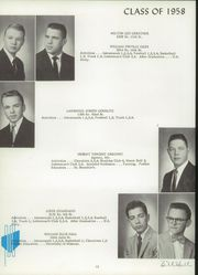 Page 16, 1958 Edition, Christian Brothers High School - Aerie Yearbook (St Joseph, MO) online yearbook collection