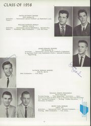 Page 17, 1958 Edition, Christian Brothers High School - Aerie Yearbook (St Joseph, MO) online yearbook collection