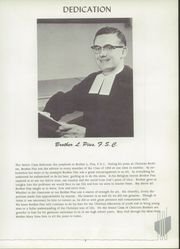 Page 7, 1958 Edition, Christian Brothers High School - Aerie Yearbook (St Joseph, MO) online yearbook collection