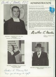 Page 8, 1958 Edition, Christian Brothers High School - Aerie Yearbook (St Joseph, MO) online yearbook collection