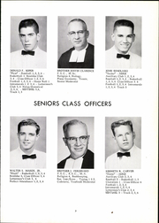 Page 13, 1960 Edition, Christian Brothers High School - Aerie Yearbook (St Joseph, MO) online yearbook collection
