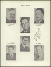 Page 11, 1951 Edition, Unionville High School - Echo Yearbook (Unionville, MO) online yearbook collection