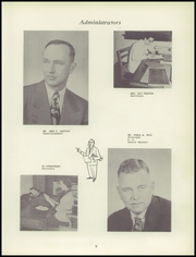 Page 13, 1951 Edition, Unionville High School - Echo Yearbook (Unionville, MO) online yearbook collection