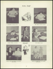 Page 7, 1951 Edition, Unionville High School - Echo Yearbook (Unionville, MO) online yearbook collection