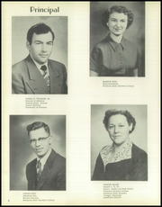 Page 10, 1956 Edition, Meadville High School - Eagle Yearbook (Meadville, MO) online yearbook collection