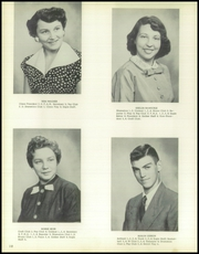Page 14, 1956 Edition, Meadville High School - Eagle Yearbook (Meadville, MO) online yearbook collection