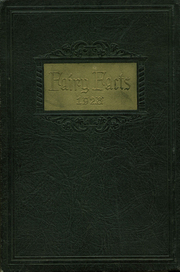 Page 1, 1928 Edition, Fairfax High School - Guardian Yearbook (Fairfax, MO) online yearbook collection