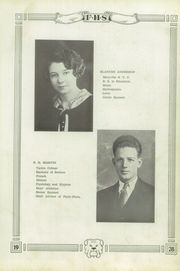 Page 15, 1928 Edition, Fairfax High School - Guardian Yearbook (Fairfax, MO) online yearbook collection