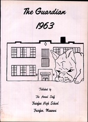 Page 5, 1963 Edition, Fairfax High School - Guardian Yearbook (Fairfax, MO) online yearbook collection
