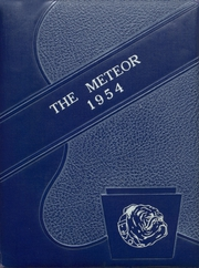 1954 Edition, Douglas High School - Meteor Yearbook (Columbia, MO)