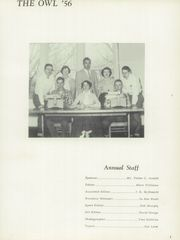 Page 5, 1956 Edition, Silex High School - Owl Yearbook (Silex, MO) online yearbook collection