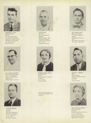 Page 12, 1957 Edition, Silex High School - Owl Yearbook (Silex, MO) online yearbook collection