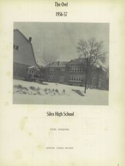 Page 7, 1957 Edition, Silex High School - Owl Yearbook (Silex, MO) online yearbook collection