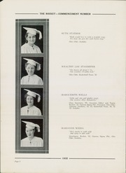 Page 10, 1932 Edition, St Alphonsus High School - Rocket Yearbook (St Louis, MO) online yearbook collection
