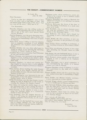 Page 16, 1932 Edition, St Alphonsus High School - Rocket Yearbook (St Louis, MO) online yearbook collection