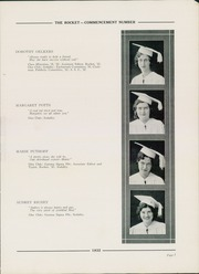 Page 9, 1932 Edition, St Alphonsus High School - Rocket Yearbook (St Louis, MO) online yearbook collection