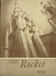 1959 Edition, St Alphonsus High School - Rocket Yearbook (St Louis, MO)