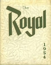 Page 1, 1954 Edition, Hamilton High School - Royal Yearbook (Hamilton, MO) online yearbook collection