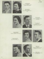 Page 12, 1954 Edition, Hamilton High School - Royal Yearbook (Hamilton, MO) online yearbook collection