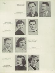 Page 13, 1954 Edition, Hamilton High School - Royal Yearbook (Hamilton, MO) online yearbook collection