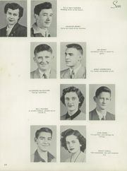 Page 14, 1954 Edition, Hamilton High School - Royal Yearbook (Hamilton, MO) online yearbook collection