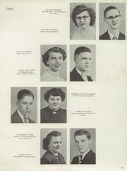 Page 15, 1954 Edition, Hamilton High School - Royal Yearbook (Hamilton, MO) online yearbook collection