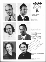 Page 10, 1953 Edition, Craig High School - Hornet Yearbook (Craig, MO) online yearbook collection