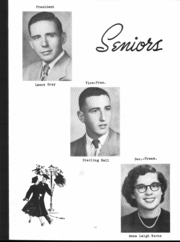Page 12, 1953 Edition, Craig High School - Hornet Yearbook (Craig, MO) online yearbook collection