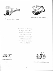Page 6, 1953 Edition, Craig High School - Hornet Yearbook (Craig, MO) online yearbook collection