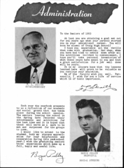 Page 9, 1953 Edition, Craig High School - Hornet Yearbook (Craig, MO) online yearbook collection