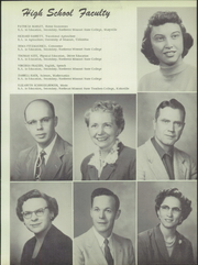 Page 15, 1956 Edition, Craig High School - Hornet Yearbook (Craig, MO) online yearbook collection