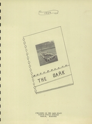 Page 5, 1946 Edition, Hardin High School - Bark Yearbook (Hardin, MO) online yearbook collection