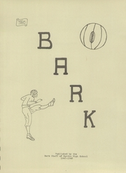 Page 5, 1948 Edition, Hardin High School - Bark Yearbook (Hardin, MO) online yearbook collection