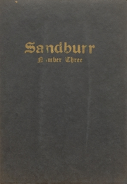 1920 Edition, Memphis High School - Sandburr Yearbook (Memphis, MO)