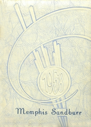 1958 Edition, Memphis High School - Sandburr Yearbook (Memphis, MO)