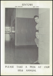 Page 11, 1959 Edition, North Harrison High School - Shamrock Yearbook (Eagleville, MO) online yearbook collection