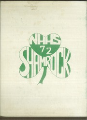 1972 Edition, North Harrison High School - Shamrock Yearbook (Eagleville, MO)