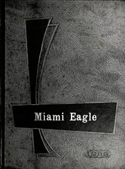 1959 Edition, Miami High School - Eagle Yearbook (Amoret, MO)