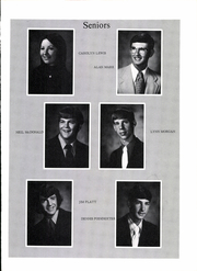 Page 17, 1974 Edition, Miami High School - Eagle Yearbook (Amoret, MO) online yearbook collection