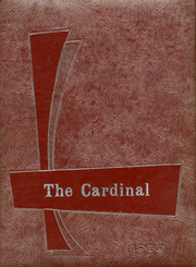 1959 Edition, North Andrew High School - Cardinal Yearbook (Rosendale, MO)
