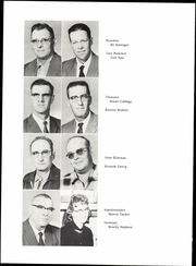 Page 8, 1961 Edition, Walker High School - Pirates Yearbook (Walker, MO) online yearbook collection