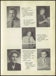 Page 15, 1954 Edition, Sheldon High School - Panther Yearbook (Sheldon, MO) online yearbook collection