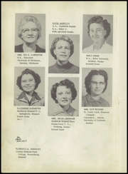 Page 16, 1954 Edition, Sheldon High School - Panther Yearbook (Sheldon, MO) online yearbook collection