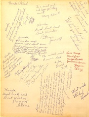 Page 2, 1953 Edition, Tuscumbia High School - Memories Yearbook (Tuscumbia, MO) online yearbook collection