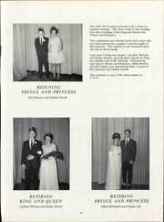 Page 35, 1968 Edition, Tuscumbia High School - Memories Yearbook (Tuscumbia, MO) online yearbook collection